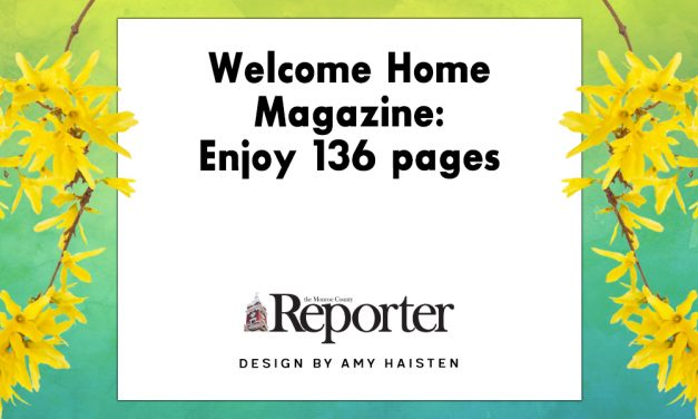 Welcome Home Magazine: Enjoy 136 pages