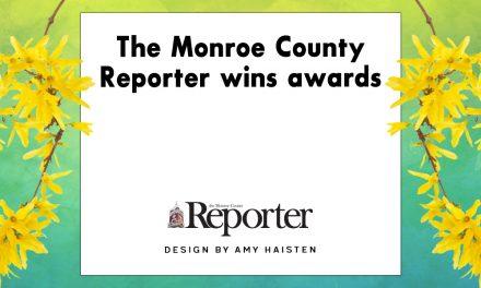 The Monroe County Reporter wins awards