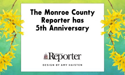 The Monroe County Reporter has 5th Anniversary