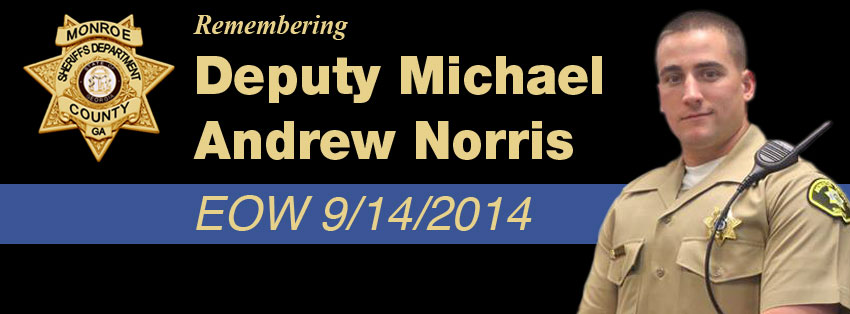 Duputy Michael Norris Facebook cover