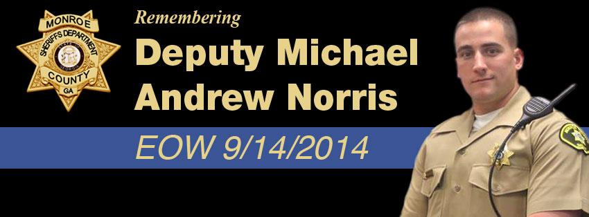 Duputy Michael Norris Facebook cover