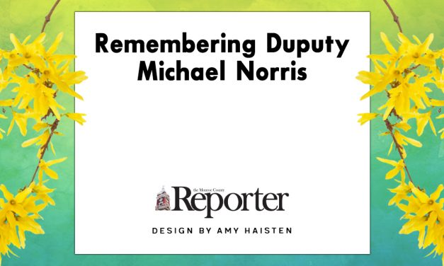 Remembering Duputy Michael Norris
