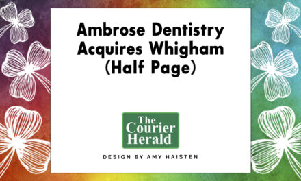 Ambrose Dentistry Acquires Whigham (Half Page)