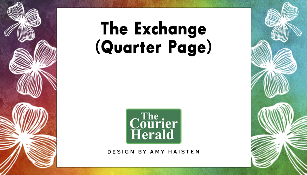 The Exchange (Quarter Page)