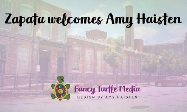 Zapata welcomes Amy Haisten