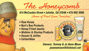 The Honeycomb Business Card