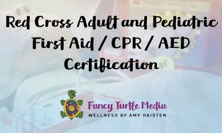 Red Cross Adult and Pediatric First Aid / CPR / AED Certification