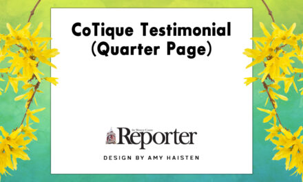 CoTique Testimonial (Quarter Page)