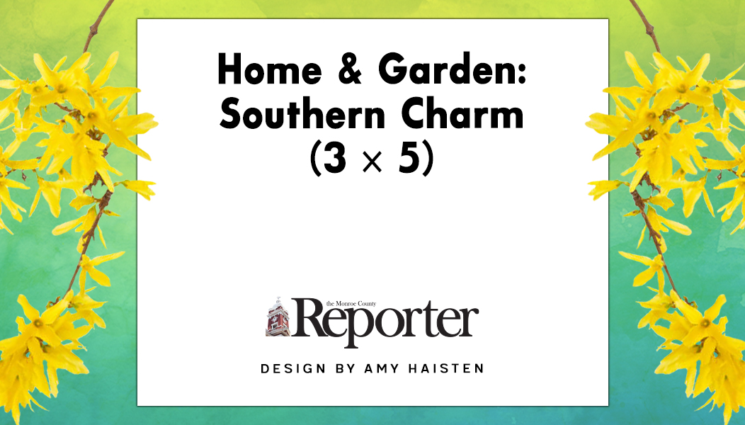 Home & Garden: Southern Charm (3 x 5)