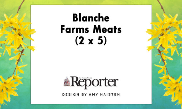 Blanche Farms Meats (2 x 5)