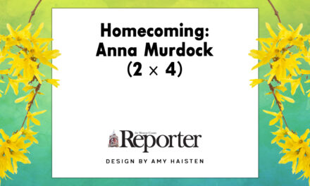 Homecoming: Anna Murdock (2 x 4)