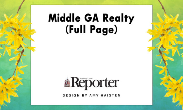 Middle GA Realty (Full Page)