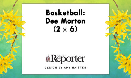 Basketball: Dee Morton (2 x 6)