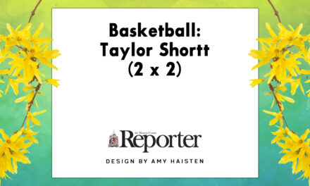 Basketball: Taylor Shortt (2 x 2)