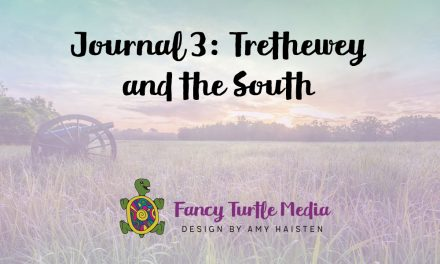 Journal 3: Trethewey and the South