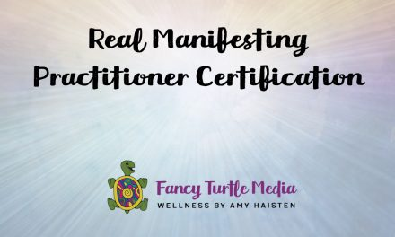 Real Manifesting Practitioner Certification