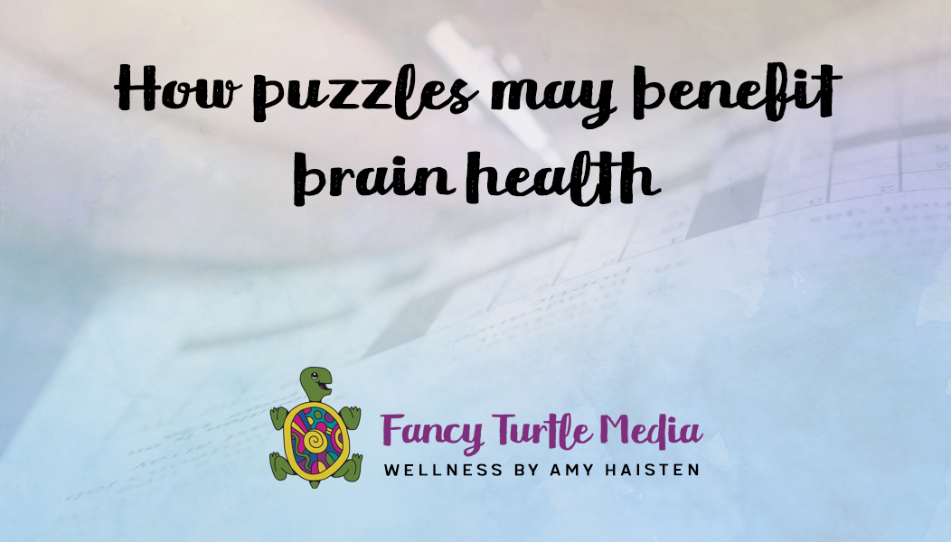 How puzzles may benefit brain health