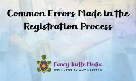 Common Errors Made in the Registration Process