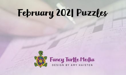February 2021 Puzzles