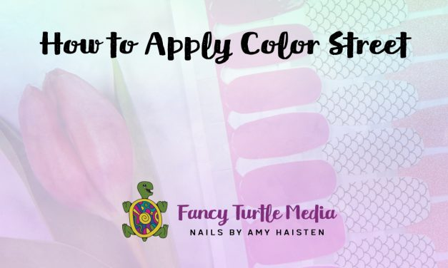 How to Apply Color Street