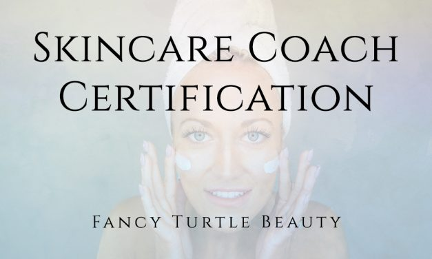Skincare Coach Certification