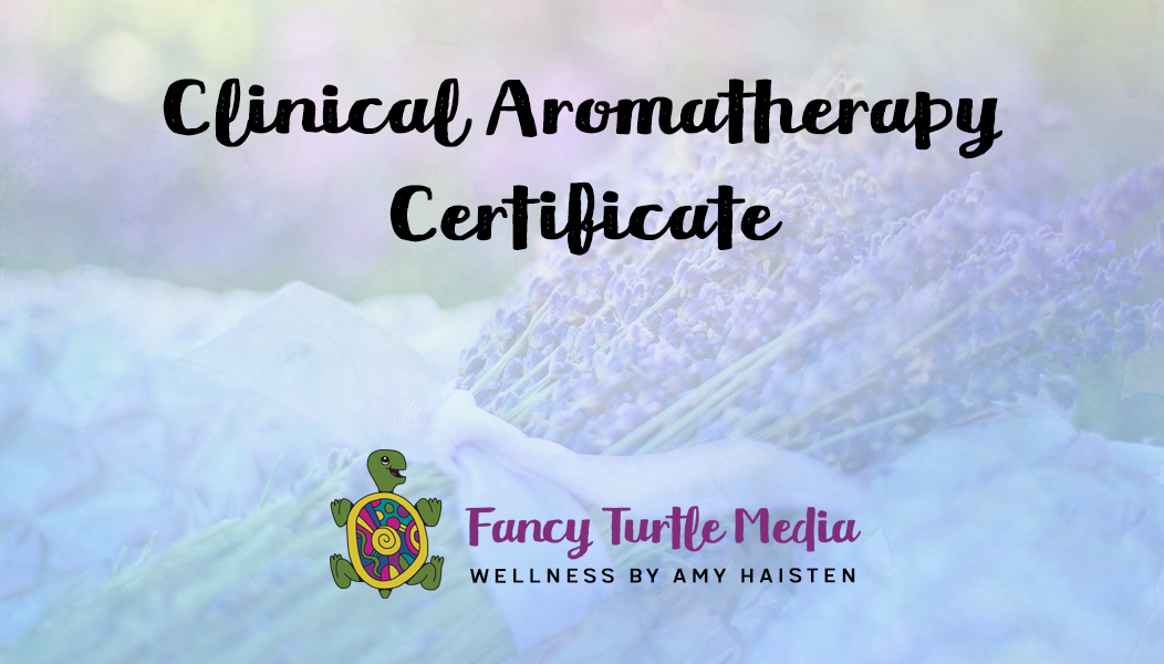 Clinical Aromatherapy Certificate